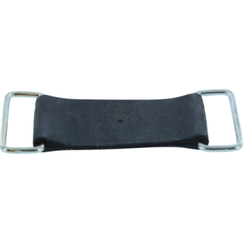 Sangle en caoutchouc de maintient de batterie origine Honda Dax ST70 de 1969 à 1981.