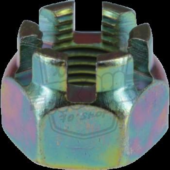 Ecrou frein 12mm d'axe de roue Honda Dax 6v