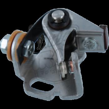 Rupteur d'allumage, aussi appelées vis platinées, origine Honda Dax ST50 et ST70 6 Volts