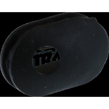 Silent bloc caoutchouc, passe-câble ou gaine pour guidon origine Honda Dax ST50 ou ST70 de 1969 à 1981
