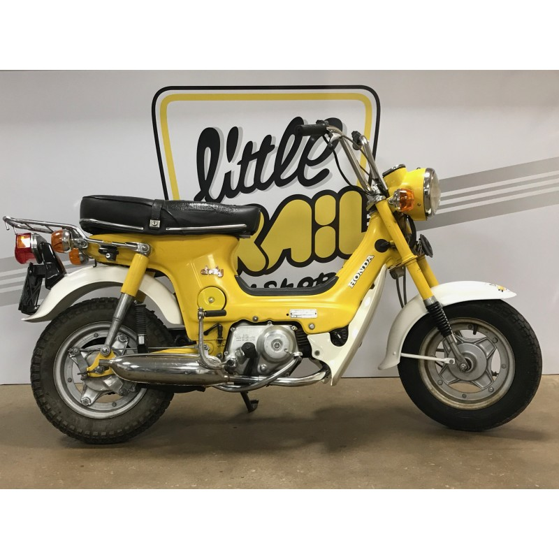 Occasions Mini Motos Vintage Honda Dax St70 Chaly Monkey Zb