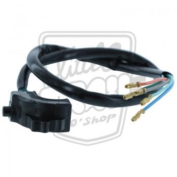 Interrupteur bouton droit klaxon avertisseur sonore clignotants Honda Dax origine 5 fils