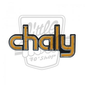 Emblème de cadre origine Honda pour Chaly CF70