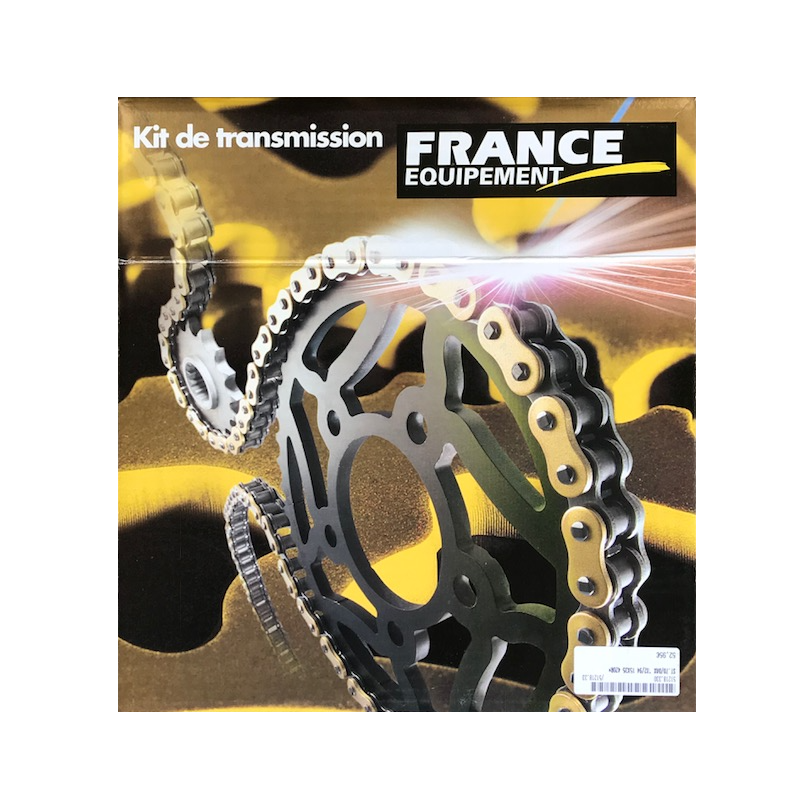 Kit chaîne Honda Dax FRANCE ÉQUIPEMENT 15x35