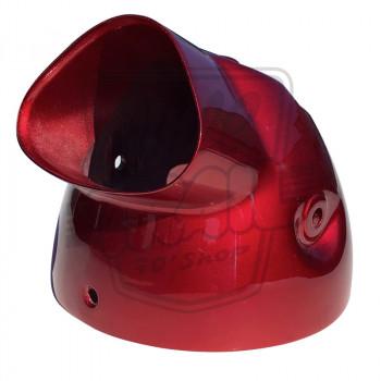 Globe de phare rouge Candy origine Honda Dax ST70, de 1982 à 1998 inclus