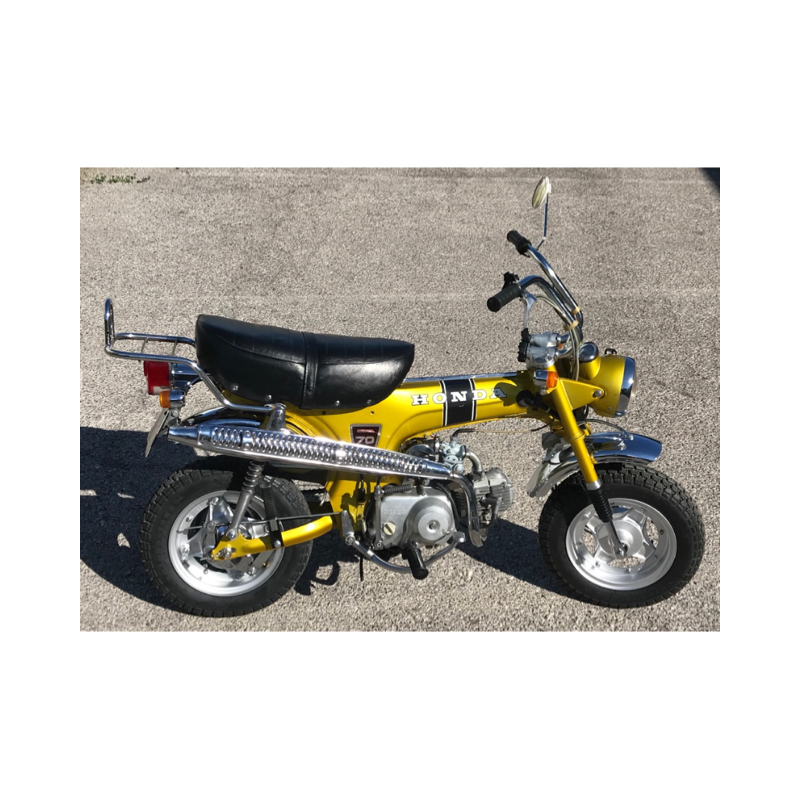 1974 Honda Dax ST70 CT70 Gold