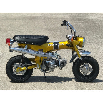 1977 Honda Dax ST70 GOLD RIGHT