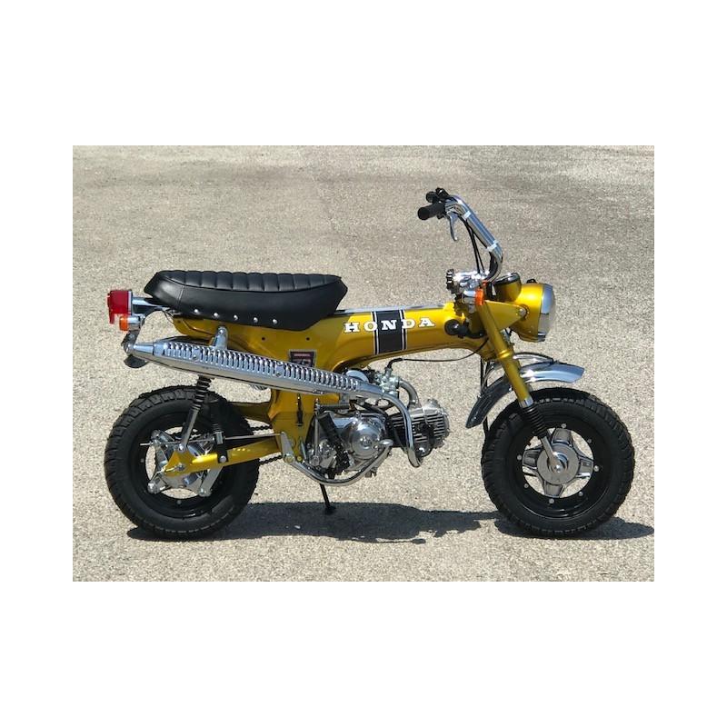 1977 Honda Dax ST70 GOLD RIGHT
