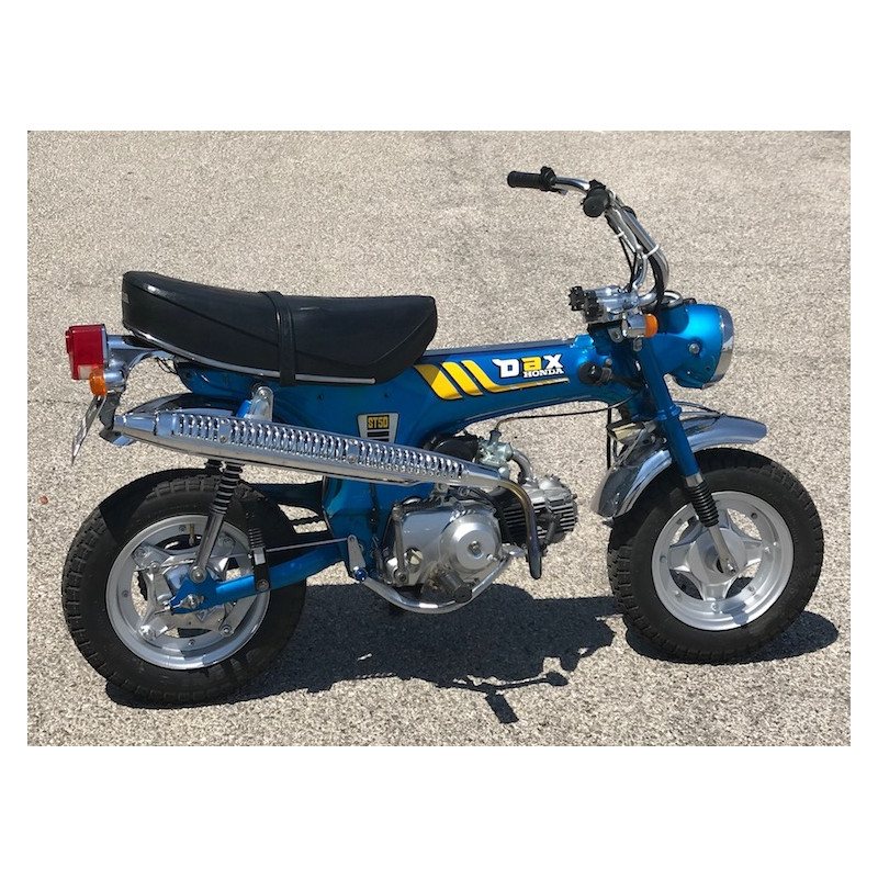 1975 HONDA DAX ST70 SAPHIR BLUE