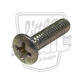 Vis 4x16mm origine Honda levier robinet essence Chaly CF50 CF70