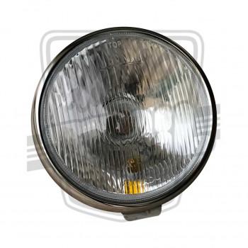 Ensemble de phare complet adaptable (NON O.E.) pour Honda DaxST50 et ST70 6v produits de 1969 à 1989 inclus